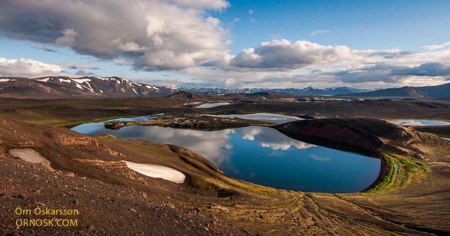 Litla Breiðavatn, Veiðivötn